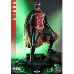 Figura Robin Batman Forever Hot Toys Escala