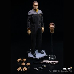 Figura Lieutenant Commander Data Escala 1/6 Star Trek Primer Contacto