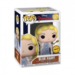 Figura Hada Azul Vestido Brillante Pinocho Funko Pop Disney (Chase)