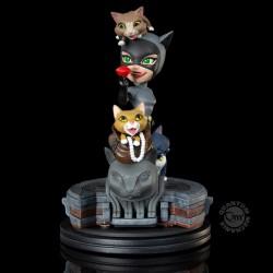 Figura Catwoman Batman The Animated Series Quantum Mechanix Q-Fig