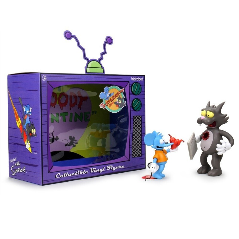 Figuras Rasca Y Pica Los Simpson