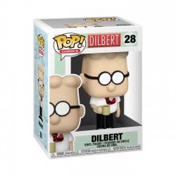 Figura Dilbert Funko Pop Comics