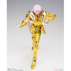 Figura Aries Mu Revival Saint Seiya Saint Cloth Myth EX Caballeros del Zodíaco