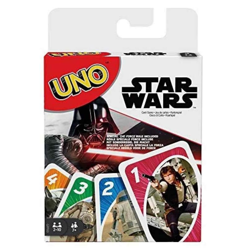 Juego Uno Star Wars