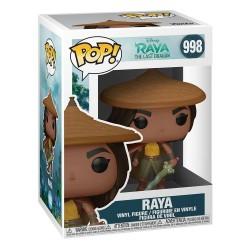 Figura Raya De Raya Y El Último Dragón Disney Funko Pop Vinyl