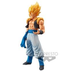 Figura Gogeta Super Saiyan Dragon Ball Super Grandista Nero Banpresto