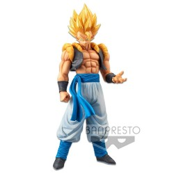 Figura Gogeta Super Saiyan Dragon Ball Super Grandista Nero Banpresto