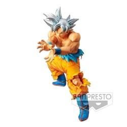 Figura Son Goku Super Warriors Special Ultra Instinct Dragon Ball Super Banpresto
