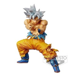 Figura Son Goku Super Warriors Special Ultra Instinct Dragon Ball Super Banpresto