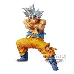 Imagén: Figura Son Goku Super Warriors Special Ultra Instinct Dragon Ball Super Banpresto