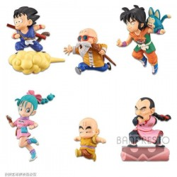 Set de 6 Figuras Dragon Ball Z The Historical Characters Vol 1