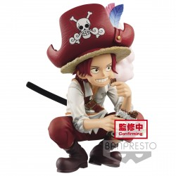 Figura Shanks One Piece DXF The Grandline Children Wanokuni Vol 1