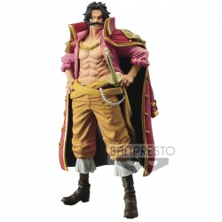 Figura Gol D. Roger One Piece King Of Artists Banpresto