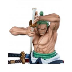 Figura Roronoa Zoro One Piece Super Master Stars Piece World Figure Colosseum 3 Banpresto