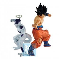 Figura Goku Y Freeze Dragon Ball Super VS Omnibus Z Ichibansho  Banpresto