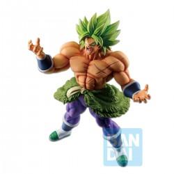 Figura Broly Super Saiyan Full Power Dragon Ball Super VS Omnibus Z IchibanshoBanpresto