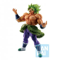 Figura Broly Super Saiyan Full Power Dragon Ball Super VS Omnibus Z IchibanshoBanpresto