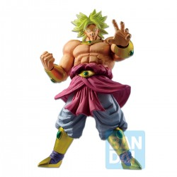 Figura Legendary Super Saiyan Broly Dragon Ball Super VS Omnibus Z Ichibansho Banpresto