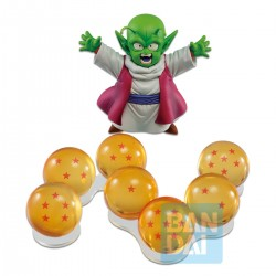 Figura Bolas De Dragon y Dende Dragon Ball Super VS Omnibus Z Ichibansho Banpresto