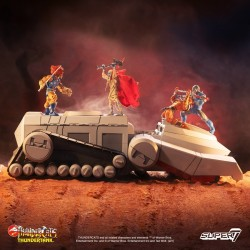 Figuras Ultimate Thundercats Thundertank