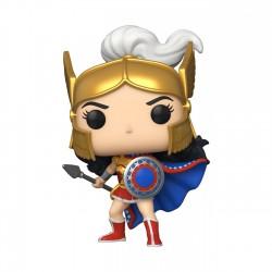 Figura Wonder Woman Challenge Of The Gods 80 Aniversario Funko Pop DC