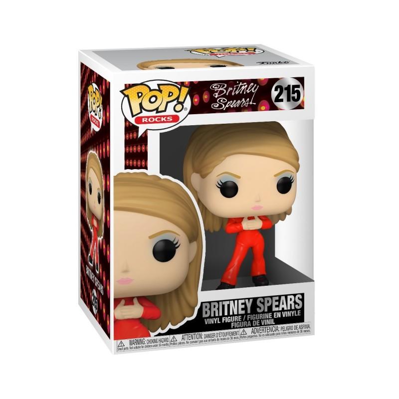 Figura Britney Spears Catsuit Funko Pop Rocks