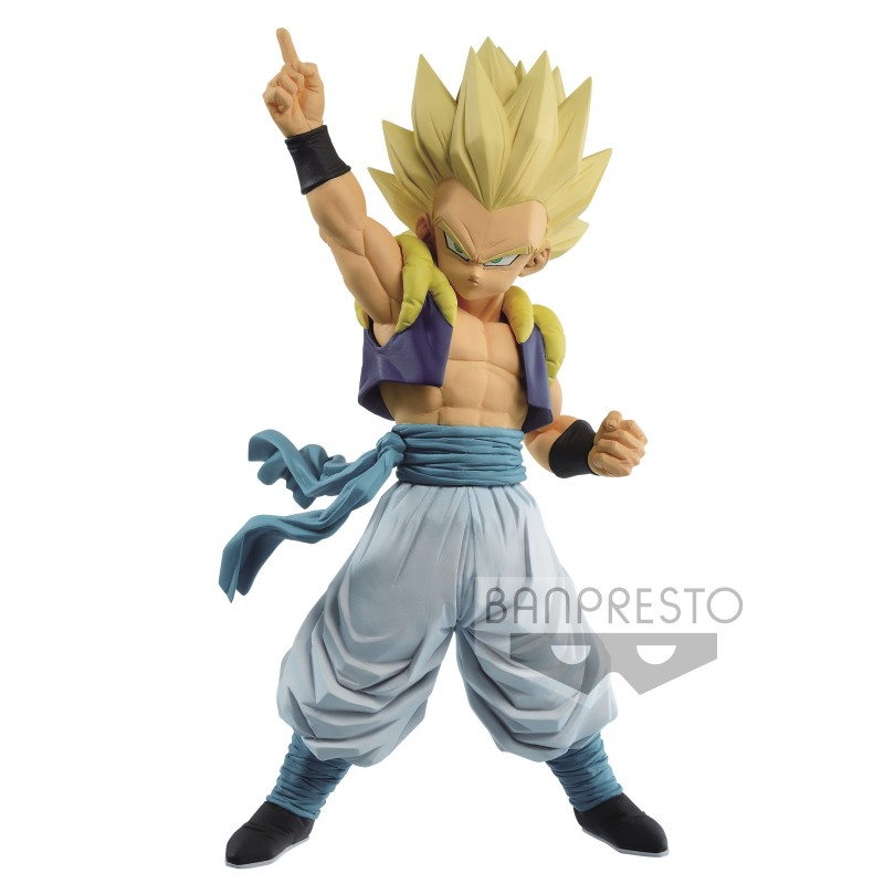 Figura Gotenks Collab Dragon Ball Legends Banpresto