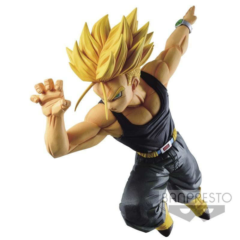 Figura Trunks SSJ  Dragon Ball Z Match Makers Banpresto
