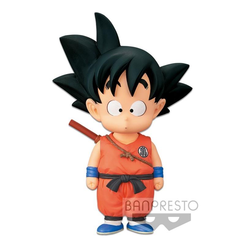 Figura Son Goku Dragon Ball Collection Vol. 3 Banpresto