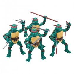 Set Completo Figuras Tortugas Ninja Teenage Mutant Ninja Turtles Elite Series Action PX Playmates