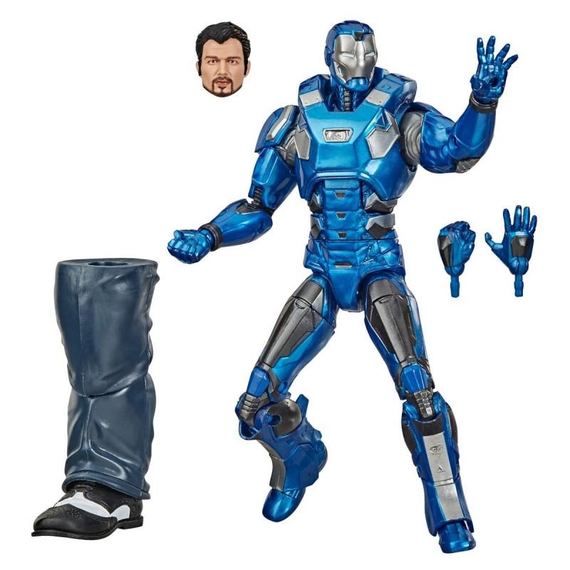 Figura Iron Man Avengers Videogame Marvel Legends Wave 2 Hasbro
