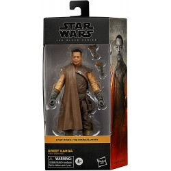 Imagén: Figura Greef Karga The Mandalorian Star Wars The Black Series
