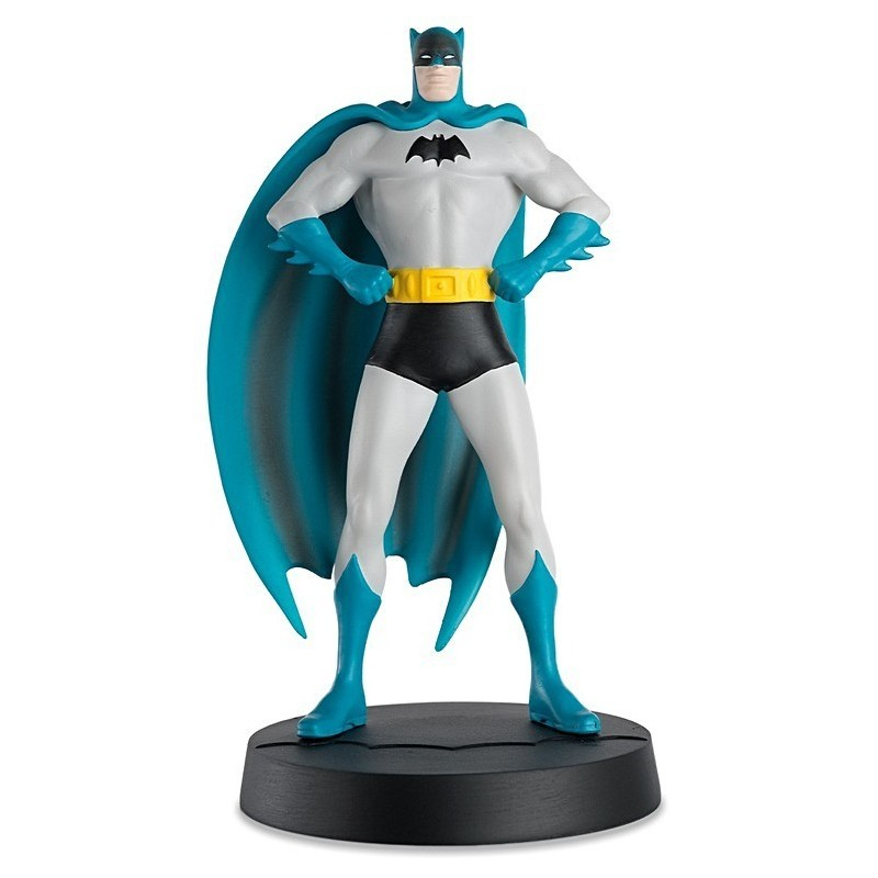 Figura Batman Golde Age Años 50 Eaglemoss