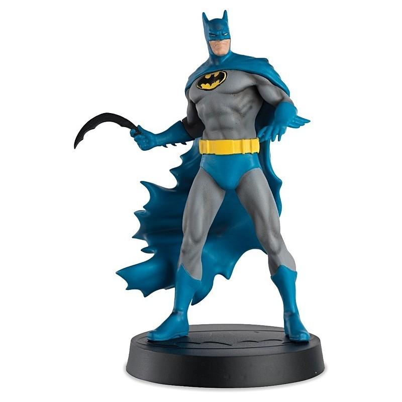 Figura Batman Modern Age Años 80 Eaglemoss