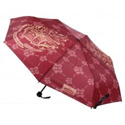 Paraguas Harry Potter Hogwarts Rojo