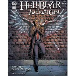 Imagén: Hellblazer: Ascenso y caída vol. 1 de 3