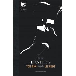 Batman: Días Fríos (Edición Limitada Deluxe Blanco Y Negro)