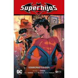 Superhijos 4. Sobreprotegidos