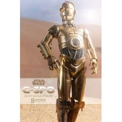 Figura C-3PO Star Wars Sideshow
