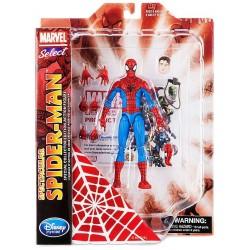 Figura Espectacular Spiderman Marvel Select