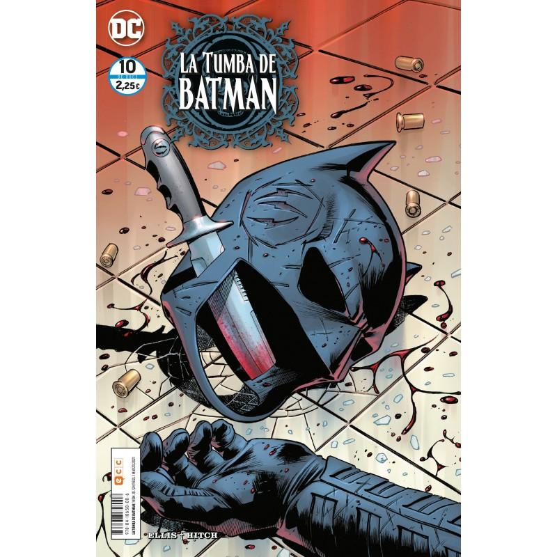 La Tumba de Batman 10
