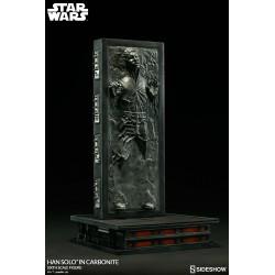 Comprar Han Solo Carbonite Star Wars Sideshow Figura España