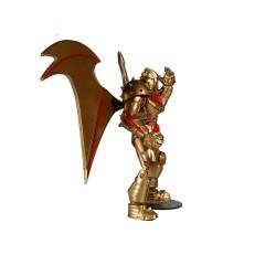 Figura Batman Hellbat Suit Gold Edition DC Multiverse McFarlane Toys