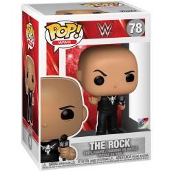 The Rock WWE Funko POP 78