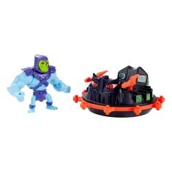 Skeletor y Roton Figuras Masters del Universo Eternia Minis Mattel