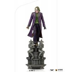 Imagén: Figura Joker El Caballero Oscuro The Dark Knight Deluxe Art Scale 1/10 Iron Studios