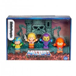 Set Masters del Universo Collector Fisher-Price Little People