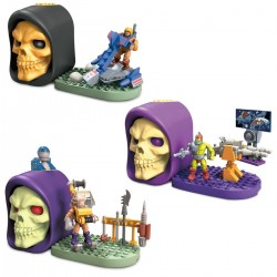 Skeletor Set Masters del Universo Kit de Construcción Mega Construx Mattel