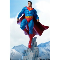 Estatua Superman Maquette Tweeterhead