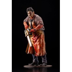 Estatua Leatherface La Matanza De Texas Slaughterhouse Version 1/6 Artfx Kotobukiya